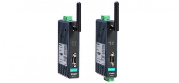 Moxa Cellular Modems - 1-port RS-232 or RS-232/422/485 GSM/GPRS modems