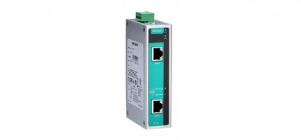 Moxa PoE Injectors INJ-24A - Gigabit High Power PoE+ Injectors