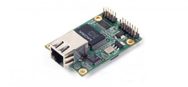 Moxa Embedded Device Servers NE-4110A - Embedded RS-422/485 Serial Device Server (10/100 Mbps)