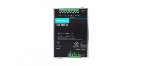 480W/10A DIN-rail 48 VDC power supply