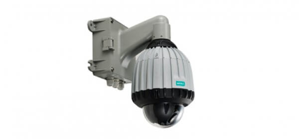 VPort 66-2MP Series 1080P PTZ dome IP camera for outdoors