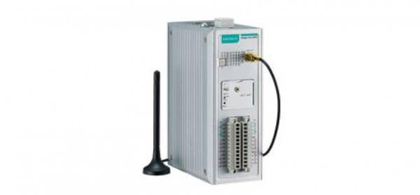 Moxa Smart GPRS I/O ioLogik 2542-GPRS with Click&Go Plus Logic