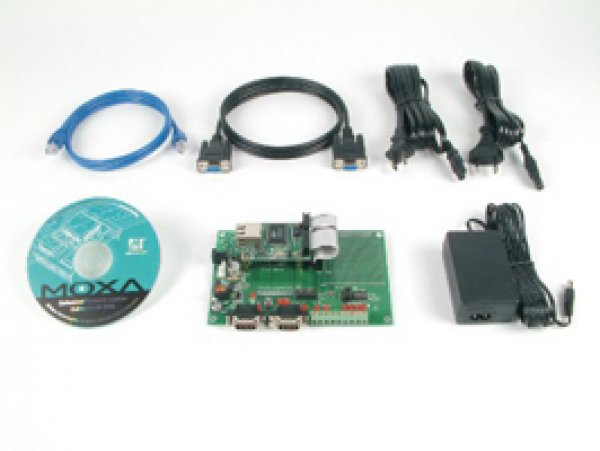 Moxa Embedded Device Servers NE-4120A - Embedded RS-422/485 Serial Device Server (10/100 Mbps)
