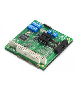 Moxa PC/104 Serial Cards CA-132/132I - 2-port RS-422/485 PC/104 modules with 2 KV optical isolation protection