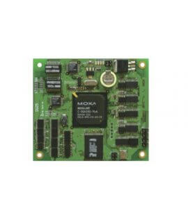 Moxa Embedded Module EM-1240 - RISC-based Ready-to-Run Embedded Core Module with 4 Serial Ports, Dual LANs, SD, uClinux