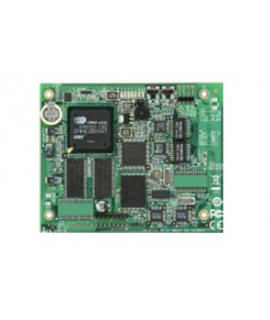 Moxa Embedded Module EM-2260 Series - RISC-based embedded core module with 4 serial ports, 8 DI/DO, dual LANs, VGA, CompactFlash, USB