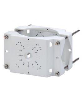 VP-CI815, Pole mount bracket to attach wall mount bracket to a pole