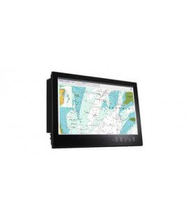 Moxa MPC-2240 24 Inch Industrial Panel PC for Marine ECDIS Applications
