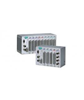 Moxa programmable Controller- Rugged Design Modular RTU Controller