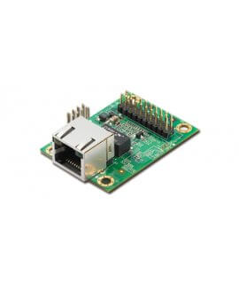 Moxa Serial-to-Ethernet Modules - MiiNePort E3 Series - 10/100 Mbps Embedded Serial Device Servers