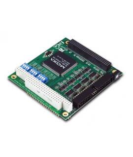 Moxa PC/104 Serial Cards CB-114 - 4-port RS-232/422/485 PC/104-plus Module
