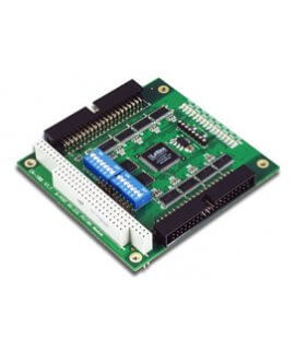 Moxa PC/104 Serial Cards CA-108 - 8-port RS-232 PC/104 Module