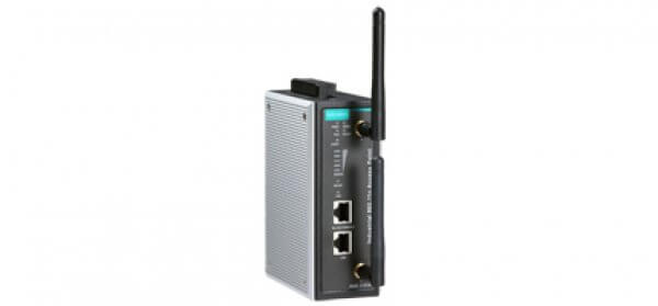 Industrial IEEE 802.11n wireless AP/bridge/client