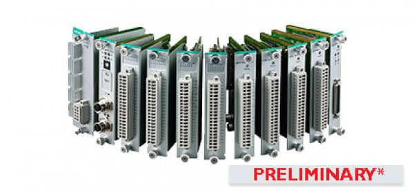 I/O Modules for ioPAC 8600 series modular programmable controllers