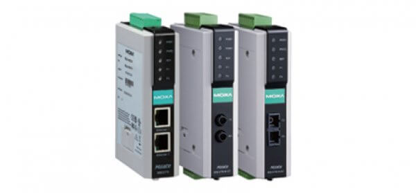 Moxa Terminal Servers MGate MB3170/3270 - Advanced Modbus Serial to Ethernet Gateway