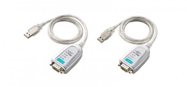 Moxa USB to Serial - UPort 1130/1130I 1-port RS-422/485 USB-to-serial converters