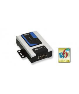 Moxa Terminal Servers - NPort 6150 Series 1-port RS-232/422/485 secure terminal server